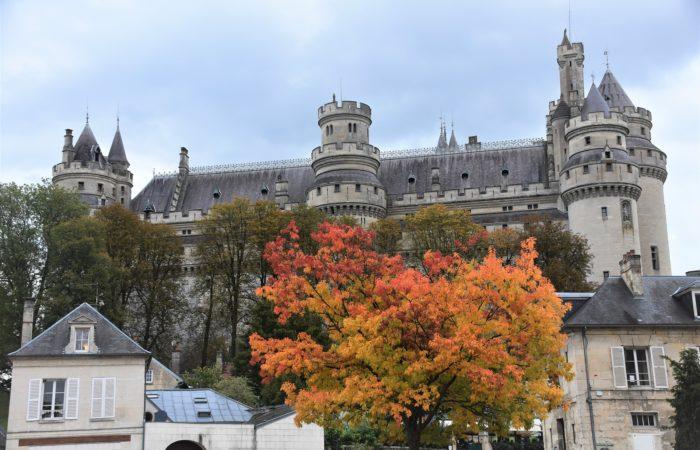 Замок Пьерфон (Шато-де-Пьерфон) – красивые шато Франции