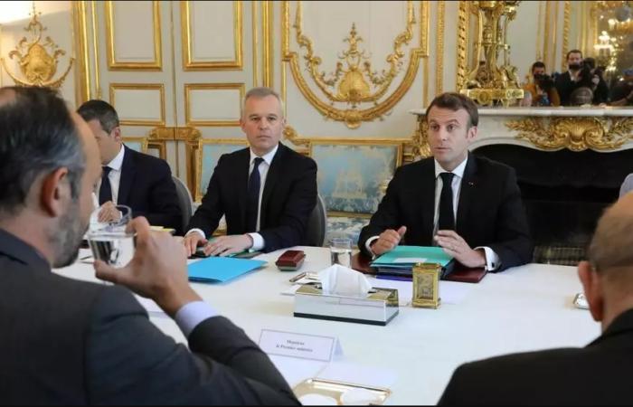 Фото: Заседание первого Совета по экологической защите прошло в Париже