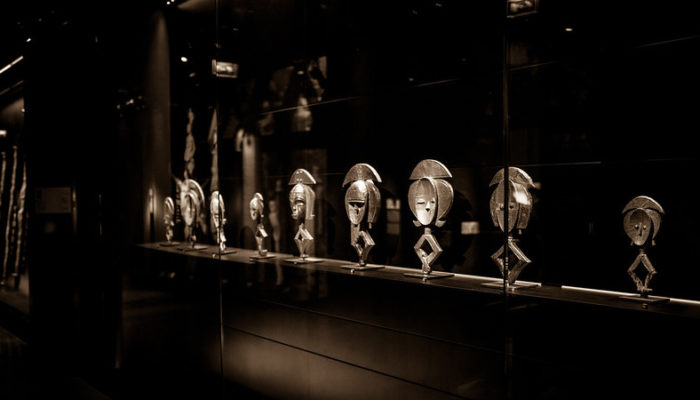 Музей, названный именем Жака Ширака, переживает небывалый наплыв посетителей