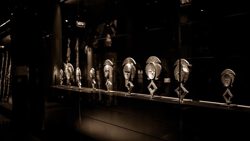 Музей, названный именем Жака Ширака переживает небывалый наплыв посетителей