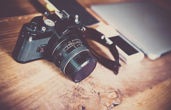 Фото: Последний магазин пленочных фотоаппаратов