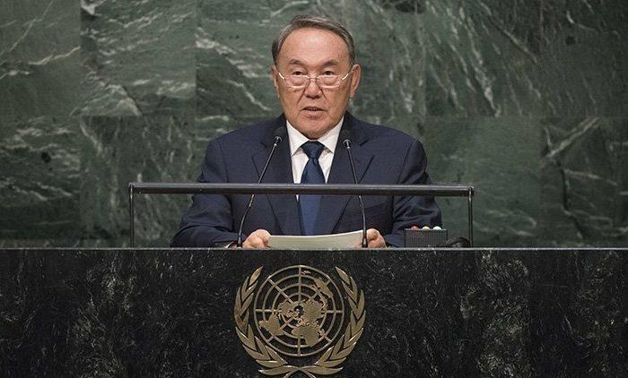 Фото: Президент Казахстана ушёл в отставку