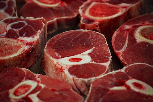 Во Францию была ввезена крупная партия испорченного мяса