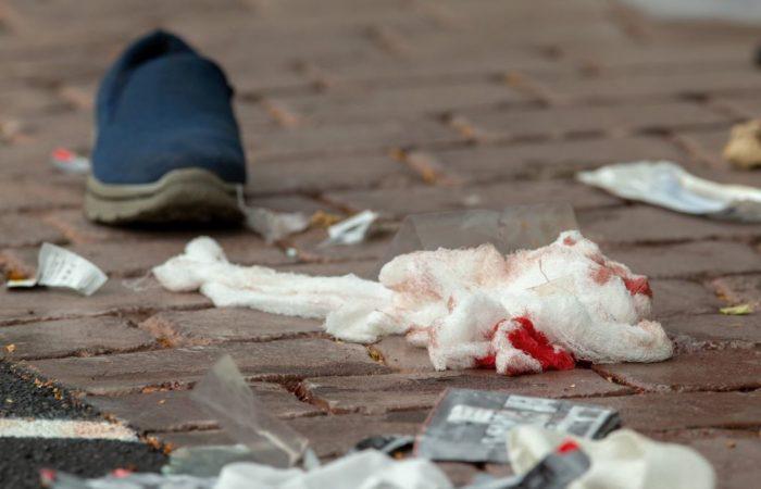 Фото: Террористическая атака в Новой Зеландии: 49 человек погибли