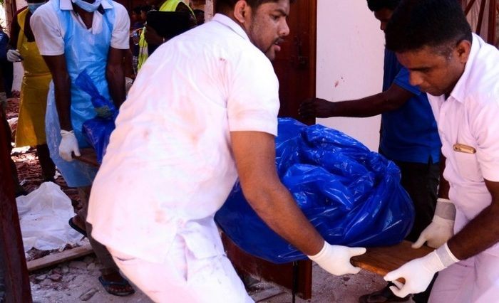 Фото: Теракты на Шри-Ланке унесли по меньшей мере 207 жизней