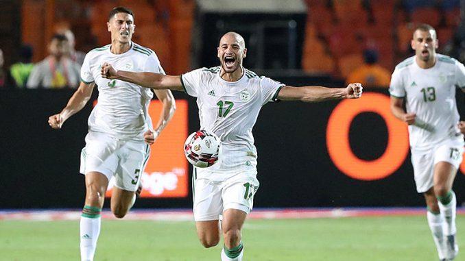 Алжир выйграл кубок Африки