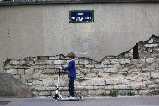Фото: Новые правила для электросамокатов во Франции