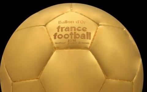 Во Франции объявили дату вручения «Золотого мяча»