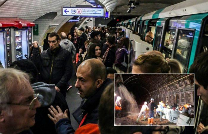 Кардинальная ошибка,за-за которой потонула линия RER A Парижского Метро
