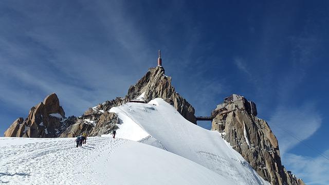 Фото: Изменились правила восхождения на Монблан