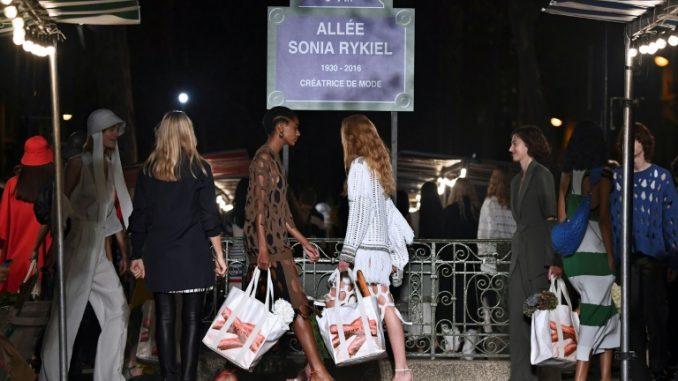 Известный модный бренд Sonia Rykiel ликвидируют