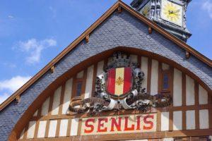 Санлис (фр. Senlis)  красивые города Франции