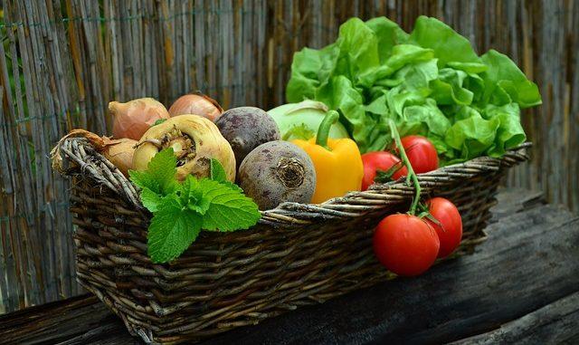 Лексика на тему «Сезонные овощи»