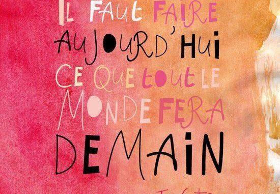 Пословицы и поговорки на французском языке