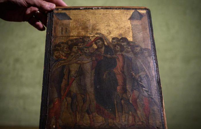Фото: Редкая картина эпохи Возрождения была продана за 24 миллиона евро