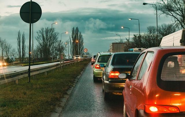 Фото: В предпоследние выходные каникул движение авто будет загружено