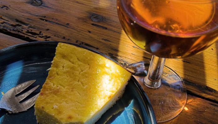 Фиадоне – корсиканский пирог