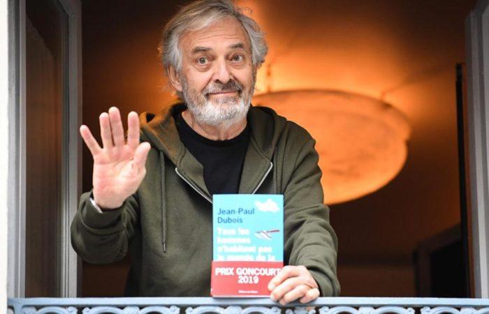 Фото: Гонкуровскую премию в этом году присудили Жан Полю Дюбуа
