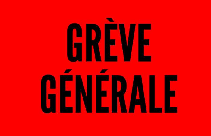 Фото: Всё, что нужно знать о генеральной забастовке во Франции