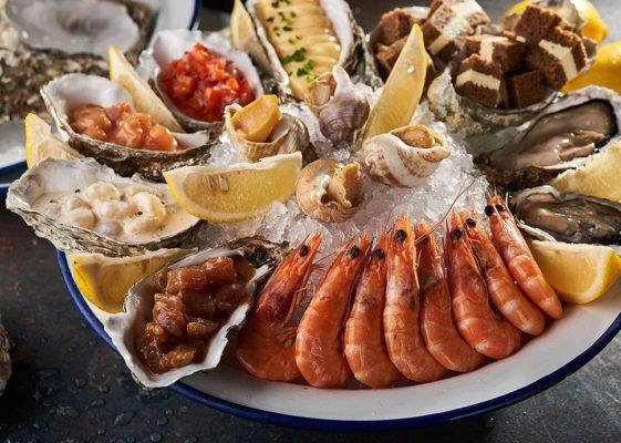 Фото: Бесплатная дегустация морепродуктов в Париже