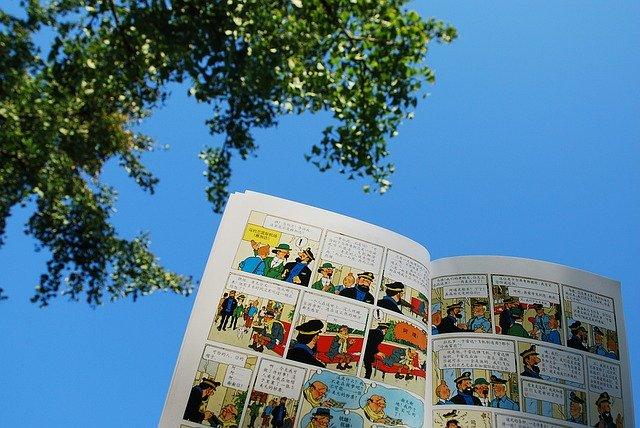 2020 год объявлен во Франции годом комиксов