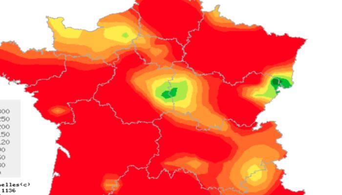 Эпидемия гастроэнтерита установилась во Франции