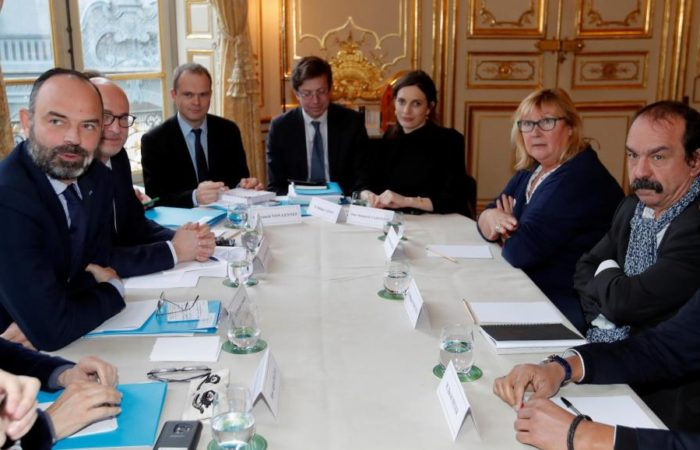 Фото: Премьер министр Франции отложил одну из самых спорных мер пенсионной реформы