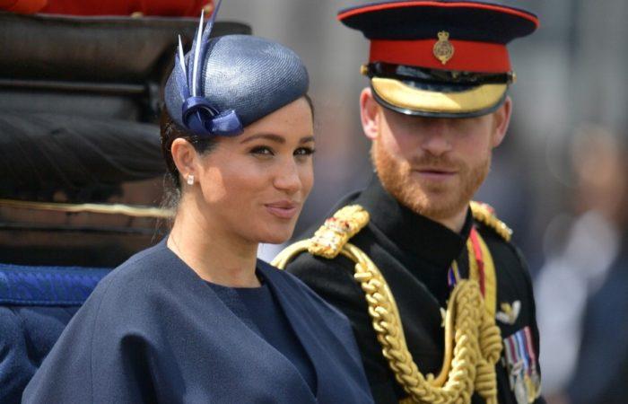 Фото: Принц Гарри и Меган Маркл отказались от королевских титулов
