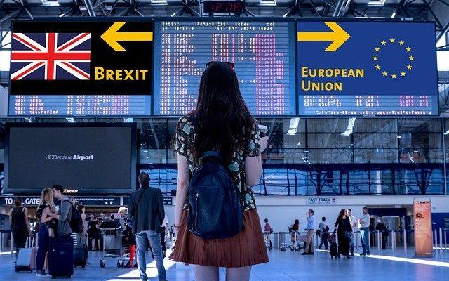 Великобритания покидает Европейский Союз