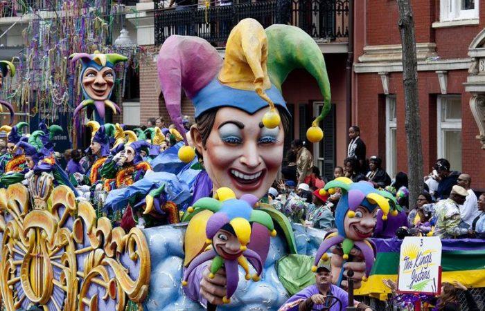 Марди Гра и карнавал в Португалии