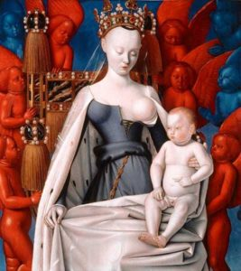 Фото: Искусство по-французски: художник миниатюрист Жан Фуке
