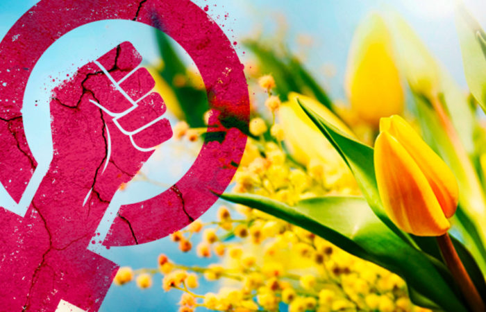 Фото: 8 марта – международный день борьбы за права женщин