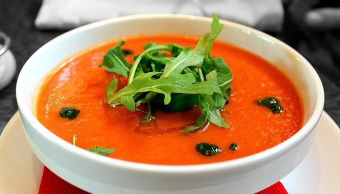 Холодный суп Гаспачо – летний фаворит