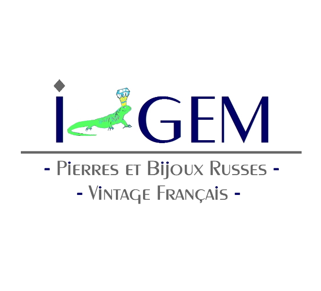 i-gem.eu - Русские Камни, Минералы, Бижутерия - Французский Винтаж
