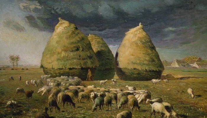 Искусство по-французски: художник Жан-Франсуа Милле́