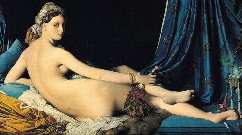 Искусство по-французски: Жан-Огюст-Доминик Энгр