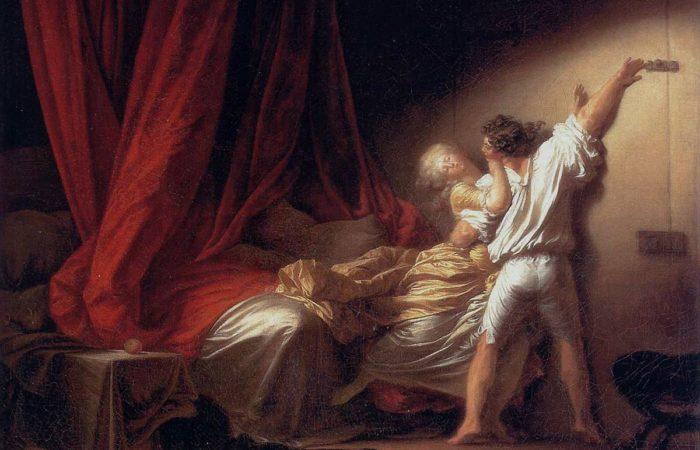 Искусство по-французски: Жан-Оноре Фрагонар