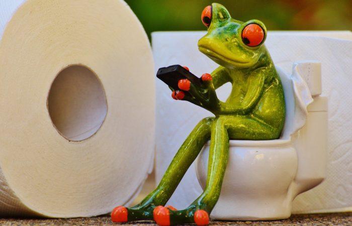 Фото: Рассчитать на сколько Вам хватит туалетной бумаги? Легко!