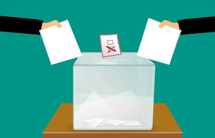 Фото: Результаты выборов в муниципалитет в период эпидемии 2020 во Франции