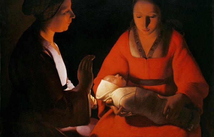 Искусство по-французски: Жорж де Латур