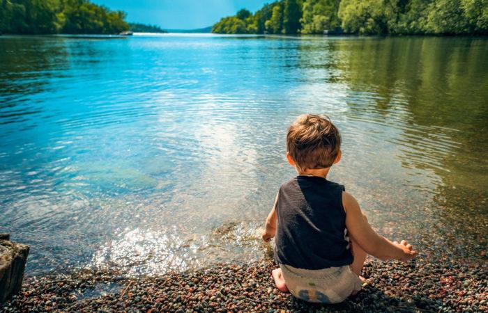 Песня «В детстве» (фр. «Quand on est enfant») – Франс Галль