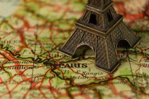Календарь открытия культурных объектов и достопримечательностей в Париже