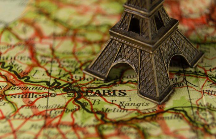 Календарь открытия достопримечательностей в Париже