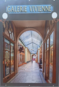 Галерея Вивьен в Париже