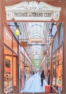 Пассаж Гранд-Серф в Париже