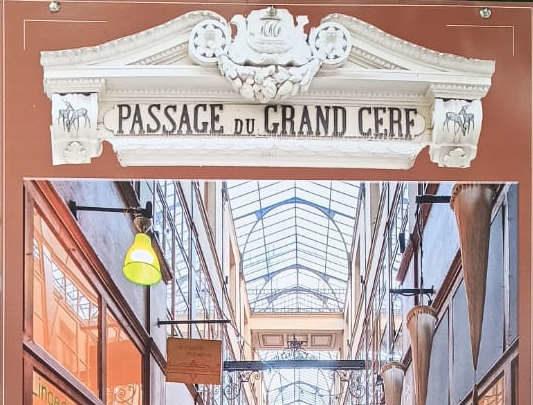 Фото: 10 пассажей Парижа: пешеходный маршрут