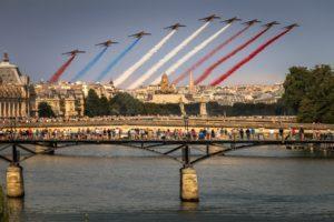 Как Франция отметит праздник День взятия Бастилии 2021