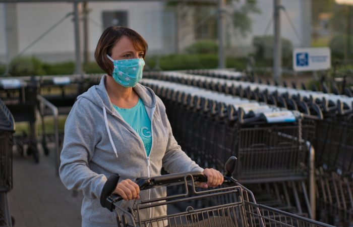 Фото: C 20 июля ношение маски является обязательным в закрытых помещениях