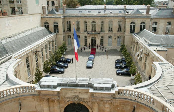 Фото: Объявлен новый состав правительства Франции