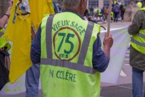 """Акции протеста """"жёлтых жилетов"""" возобновились после каникул"""